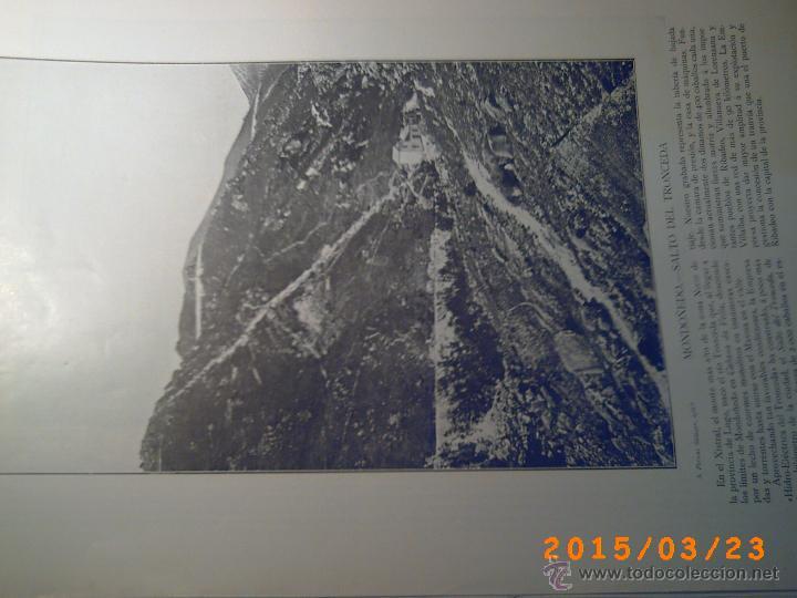 Libros antiguos: PORTFOLIO GALICIA-PEDRO FERRER 1904-FASCICULO SERIE 2ª-CUADERNO Nº 10-20/01/2011 FOTOGRABADADOS - Foto 7 - 48604208