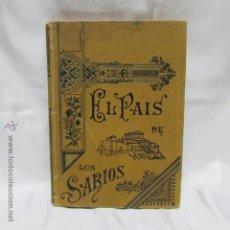 Libros antiguos: EL PAÍS DE LOS SABIOS (RECUERDOS DE UNA EXPEDICIÓN POR GRECIA) JUAN LUCENA DE LOS RÍOS. Lote 49132797