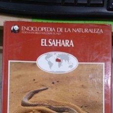Libros antiguos: EL SAHARA (BARCELONA, 1985). Lote 49484442
