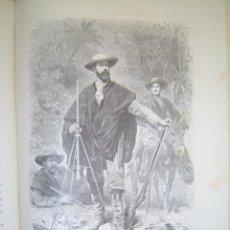 Libros antiguos: AMERICA PINTORESCA -MONTANER Y SIMON 1884. Lote 49663987