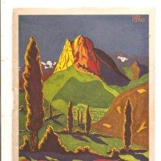Libros antiguos: ARAGÓN – VALLE DE TENA (HUESCA). Lote 49689325