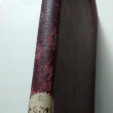 Libros antiguos: GEOGRAFIA DE CATALUNYA / LO VALLÈS / NORBERT FONT Y SAGUÉ / 1ª EDICIÓ / 1904 / EN CATALÀ ANTICH. Lote 50073567