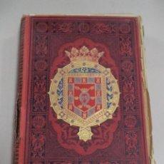 Libros antiguos: LIBRO DE 1889,CORTEZO,MURCIA Y ALBACETE,ORIGINAL,SIN ENCUADERNAR,ES EL DE LAS FOTOS. Lote 50554002