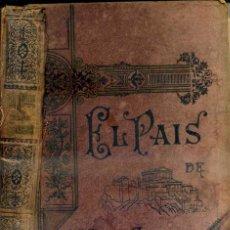 Libros antiguos: J. LUCENA DE LOS RÍOS : EL PAÍS DE LOS SABIOS - RECUERDOS DE GRECIA (MOLINAS, C. 1900) . Lote 51070064