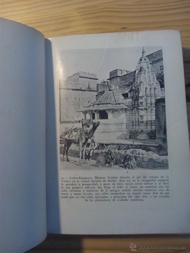 Libros antiguos: LA INDIA MISTERIOSA, ROBERT CHAUVELOT, Primera edición AÑO 1929. ilustrada 155 fotografías. - Foto 4 - 51123003