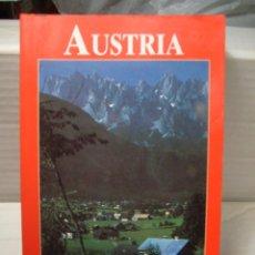 Libros antiguos: GUIA TURISTICA DE VIAJE AUSTRIA COMO NUEVA. Lote 51194489