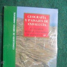Libros antiguos: CON DVD GEOGRÁFICA ANDALUZA . Lote 52596079