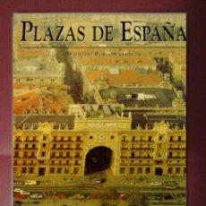 Libros antiguos: PLAZAS DE ESPAÑA - WIFREDO RINCON GARCIA - ESPASA CALPE. 1998. ENCUADERNACIÓN EN TAPA DURA DE EDITOR. Lote 52691331