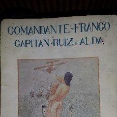 Libros antiguos: DE PALOS AL PLATA- RAMON FRANCO Y J.RUIZ DE ALDA- PRIMERA EDICIÓN 1926- ESPASA-CALPE. Lote 53033882