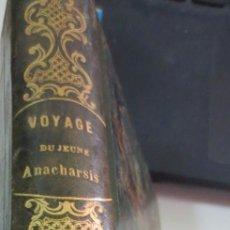 Libros antiguos: VOYAGE DU JEUNE ANACHARSIS EN GRECE TOMO 4 AÑO 1789 SIGLO XVIII. Lote 53118895