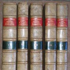 Libros antiguos: FERNANDEZ DE NAVARRETE, MARTÍN: COLECCION DE LOS VIAGES Y DESCUBRIMIENTOS ... ESPAÑOLES... 1ª ED.. Lote 53157895