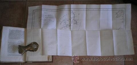 Libros antiguos: FERNANDEZ DE NAVARRETE, Martín: COLECCION DE LOS VIAGES Y DESCUBRIMIENTOS ... ESPAÑOLES... 1ª ED. - Foto 2 - 53157895