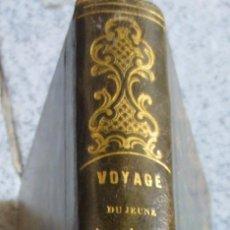 Libros antiguos: VOYAGE DU JEUNE ANACHARSIS EN GRECE TOMO 3 AÑO 1789 SIGLO XVIII. Lote 53162844