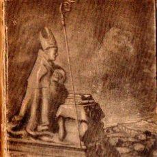 Libros antiguos: MELGAR Y ALVAREZ DE ABREU : AVILA Y SUS MONUMENTOS (1922). Lote 53806834