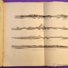 Libros antiguos: DERROTERO DE LAS ISLAS DE CABO VERDE - 1874 - DON LUIS BORJA Y SALAMANCA . Lote 54030714