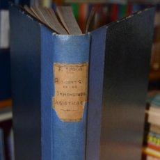 Libros antiguos: FRIEDEL SPADA A TRAVES INMENSIDADES ASIATICAS. ELISABETH SAUVY LA VUELTA AL MUNDO DE UNA MUJER 1932. Lote 54123868
