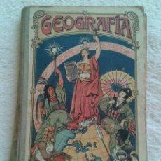 Libros antiguos: GEOGRAFÍA E. PALUZIE 1928. Lote 54327705