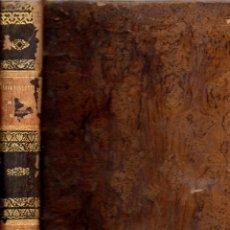 Libros antiguos: D'ORBIGNY / EYRIÉS : VIAJE PINTORESCO TOMO III (OLIVERES, 1842) NUMEROSOS GRABADOS. Lote 54569160
