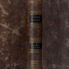 Libros antiguos: PANORAMA UNIVERSAL : LE BAS - ALEMANIA TOMO I (IMP. DEL NACIONAL, 1841) CON GRABADOS. Lote 54575035