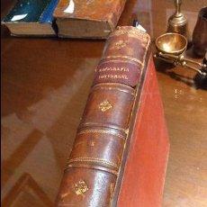 Libros antiguos: GEOGRAFÍA UNIVERSAL 1888. Lote 54797089