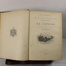 Libros antiguos: 5461-AFRICA PINTORESCA Y LOS PERCURSORES DEL ARTE Y LA INDUSTRIA. MONTANER Y SIMON. 1886-1888.. Lote 45847815