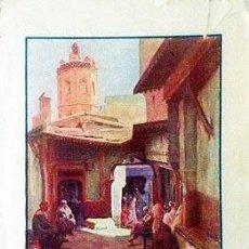 Libros antiguos: ALGER ET ALGÉRIE. (1930). (GUIA OFICIAL TURISMO. ARGELIA. ARGEL). FOTOS. PUBLICIDAD.. Lote 54866433