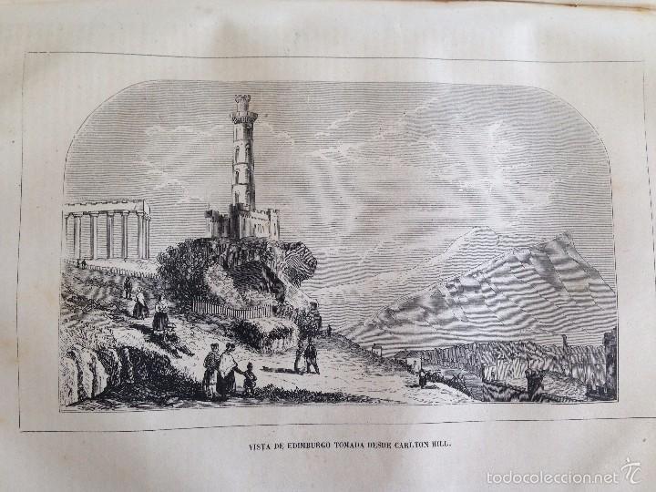 Libros antiguos: Viajes. NUEVO VIAJERO UNIVERSAL, Enciclopedia de Viajes Modernos ,Fernandez Cuesta, Completa 1859-62 - Foto 7 - 55591406