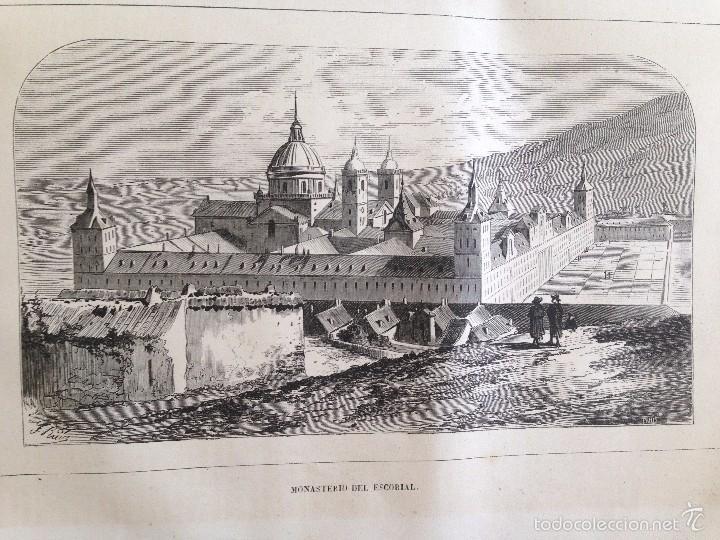 Libros antiguos: Viajes. NUEVO VIAJERO UNIVERSAL, Enciclopedia de Viajes Modernos ,Fernandez Cuesta, Completa 1859-62 - Foto 11 - 55591406