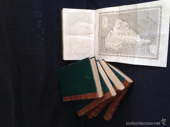 Libros antiguos: Viajes. NUEVO VIAJERO UNIVERSAL, Enciclopedia de Viajes Modernos ,Fernandez Cuesta, Completa 1859-62 - Foto 13 - 55591406