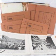 Libros antiguos: ANTIGUA COLECCIÓN / PORTFOLIO DE FOTOGRAFÍAS DE TODOS LOS PAÍSES DEL MUNDO - 20 CUADERNOS - AÑO 1896. Lote 55679858