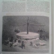 Alte Bücher - LA VUELTA AL MUNDO. . TOMOS I y II en un volumen Gaspar y Roig - 56261793