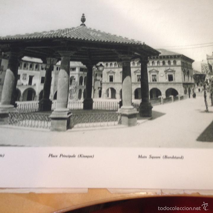 Libros antiguos: 1929.- PUEBLO ESPAÑOL. EXPOSICION INTERNACIONAL DE BARCELONA. LIBRO FOTOGRÁFICO. 40 VISTAS - Foto 3 - 56330867