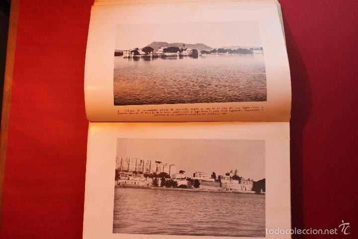 Libros antiguos: La India Misteriosa. Robert Chauvelot. Ed. Iberia. Primera Edición. 1929. - Foto 5 - 56490204