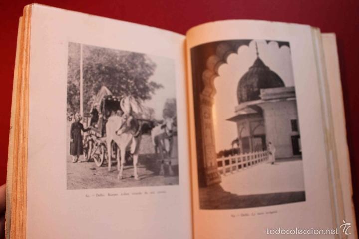 Libros antiguos: La India Misteriosa. Robert Chauvelot. Ed. Iberia. Primera Edición. 1929. - Foto 6 - 56490204