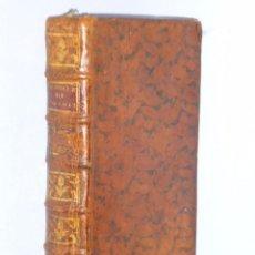 Libros antiguos: LETTRES DU BARON DE POLLNITZ CONTENANT LES OBSERVATIONS QU´IL A FAITES DANS SES VOYAGES... (TOME 2). Lote 56970430