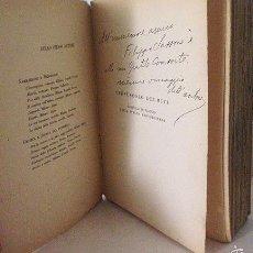 Libros antiguos: GIORNALE DI VIAGGIO NELLA SPAGNA REPUBBLICANA. 1932. LÁMINAS. AUTÓG (2ª REPÚBLICA.FASCISMO ITALIANO. Lote 57324443