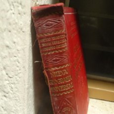 Libros antiguos: NUEVA GEOGRAFIA UNIVERSAL - ESPASA CALPE - 1928 - TOMO II - LIBRO GRANDE. Lote 98598314