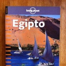 Alte Bücher - EGIPTO, GUIA LONELY PLANET - 520 PAGINAS - 89862714