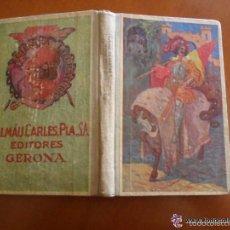 Libros antiguos: ATRAVÉS DE ESPAÑA JUAN LLACH CARRERAS 1930 DALMAU EDITORES GERONA. Lote 57563610
