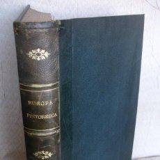 Libros antiguos: EUROPA PINTORESCA. MONTANER Y SIMON, 1882-1883. DOS TOMOS EN UN VOLUMEN . Lote 57793756