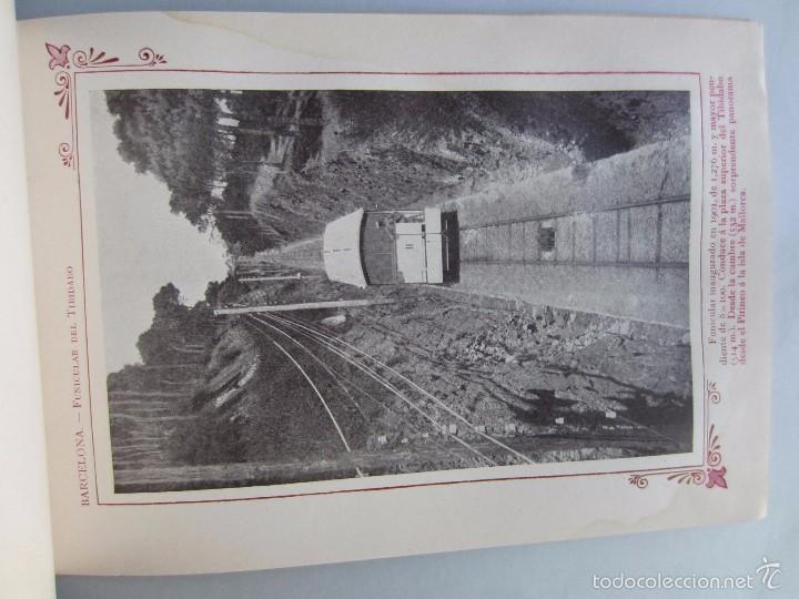 Libros antiguos: 1910- BARCELONA. MAPA PROVINCIA. 16 FOTOS.PORFOLIO FOTOGRÁFICO ESPAÑA. ORIGINAL - Foto 8 - 57931466