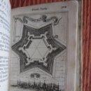 Libros antiguos: 1672-TRABAJOS DE MARS.92 GRABADOS.FORTALEZA.CASTILLOS.CONSTRUCCIÓN.CÁLCULOS.MADRID.ESCORIAL.ORIGINAL. Lote 58116377
