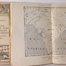 Libros antiguos: BERNIER : VIAJE AL GRAN MOGOL, INDOSTÁN Y CACHEMIRA. (2 TOMOS. COMPLETO) M., 1921. 1ª ED.. Lote 58213992