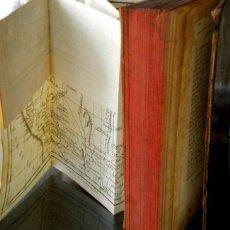 Libros antiguos: LIBRO ANTIGUO DESCUBRIMIENTO DE AMÉRICA 1788 ORIGINAL CERTIFICADO INCLUYE MAPA AMÉRICA LATINA. Lote 37601356