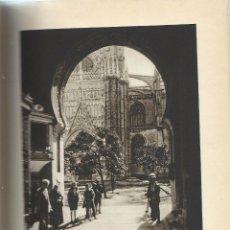 Livros antigos: DIE ERDE IN BILDERN, DAS EUROPA-BUCH, DAS BUCH DER FERNEN WELT. ED PAUL FRANKE VERLAG, BERLIN, 1931. Lote 60053551