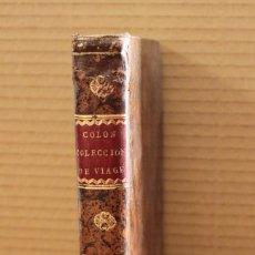 Libros antiguos: COLECCION DE LOS VIAGES Y DESCUBRIMIENTOS QUE HICIERON POR MAR LOS ESPAÑOLES... TOMO II. COLON.. Lote 60421751