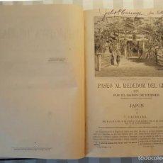 Libros antiguos: BIBLIOTECA DE VIAJES. Lote 60841011