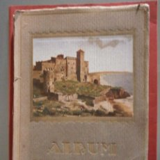 Libros antiguos: ALBUM MERAVELLA. VOLUM IV. LLIBRE DE BELLESES NATURALS I ARTISITIQUES DE CATALUNYA. Lote 62366048