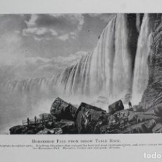 Livros antigos: L-1576. OLD AND NEW VIEWS OF NIAGARA FALLS. LIBRO DE FOTOGRAFIAS. AÑO 1900.. Lote 62817908