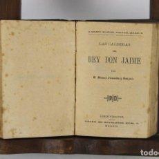 Libros antiguos: 5095- LA CIUDAD DEL SUEÑO. LAS CALDERAS DEL REY. ANTONIO DE SAN MARTIN. EDIT. URBANO MANINI. S/F.. Lote 45079181